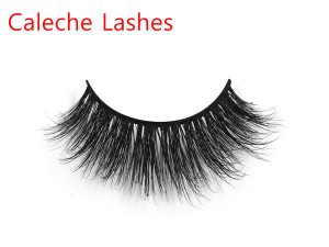 Top Selling Premium Individuals Eyelash With Private Packaging CL3D28