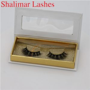Fast Delivery Premium Individuals Eyelash With Private Packaging