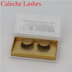 Clear Band 3D Mink Fur Eyelashes Factory