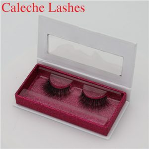 Customized 3D Invisible Band Mink Lashes Private Labe
