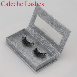 3D Silk Lashes With Invisible Band Manufacturer