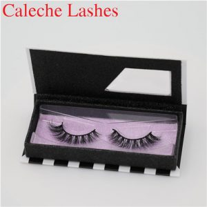 Hot Fashionable Mink Lashes Private Label Factory