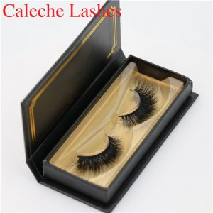China Top Quality 3D Silk Eyelash With Package