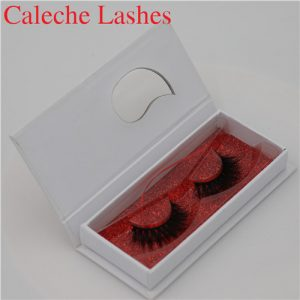3D Silk Eyelashes With Private Label Package