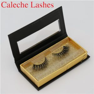Top Selling False Eyelash Extensions Extremely Soft Custom Package