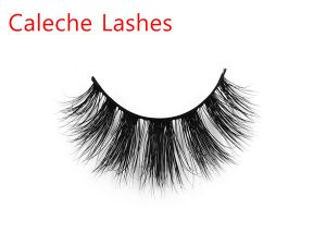 Fashsionable Sable Fur Mink Lashes Private Label Factory CL3D10