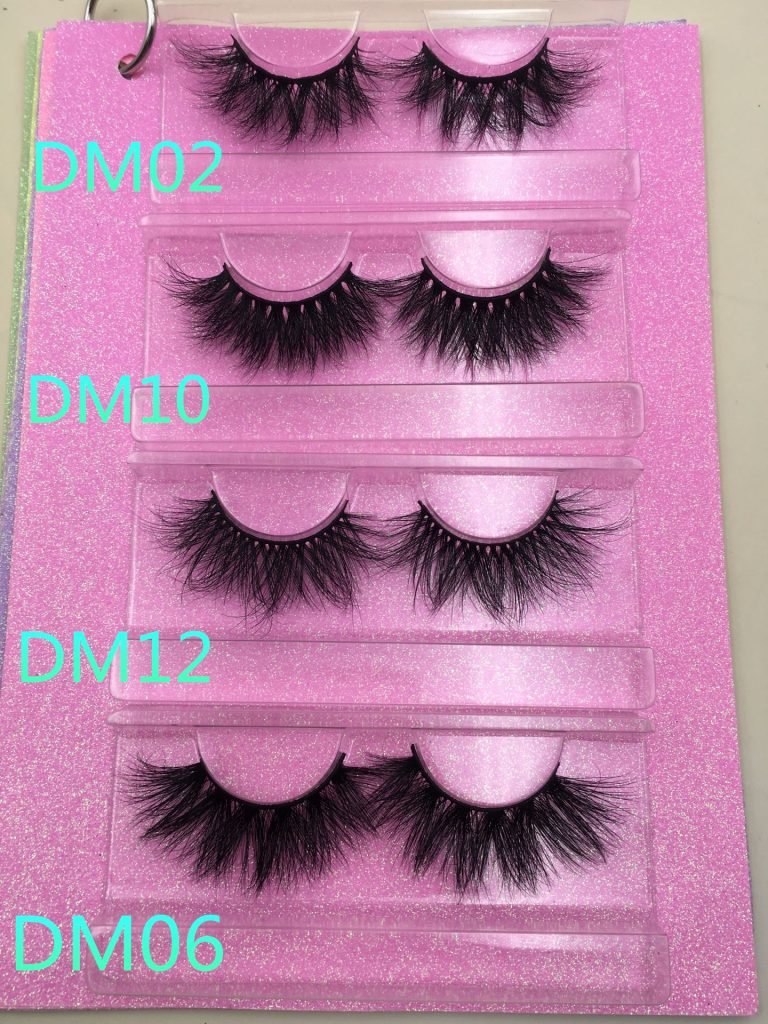 How To Order Eyelash Sample Pack - CALECHE LASHES