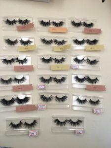 eyelash vendors