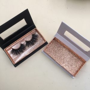 false eyelash packaging