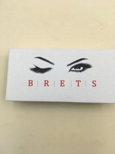 eyelash packaging design