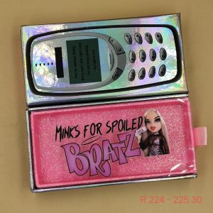 cell phone eyelash case wholesale