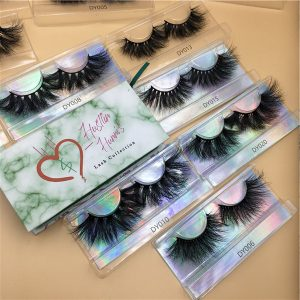 wholesale eyelash box