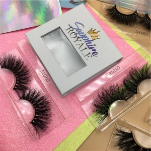 china eyelash packaging box factory