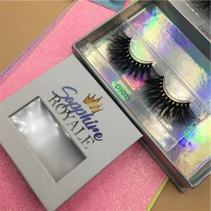 eyelash box suppliers