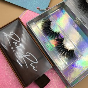 eyelash custom packaging