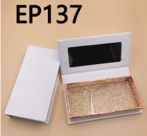 wholesale white eyelash box