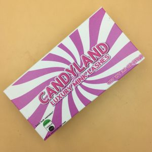 Candy Eyelash Packaging