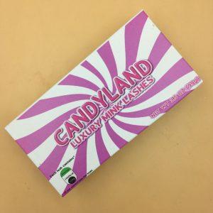 Candy Eyelash Packaging