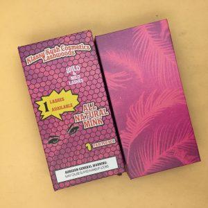 Create Your Own Eyelash Packaging Wholesale Lashwood Box