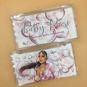 Custom Eyelash Packaging Box With Cartoons