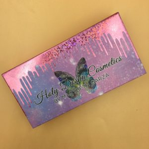 Eyelash Packaging Vendors With Butterfly