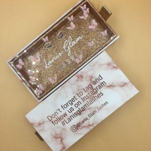 Custom Eyelash Packaging USA