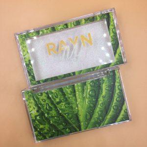 Customize Lash Leaf Boxes