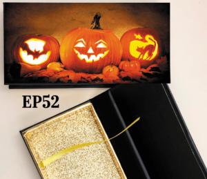 Pumpkin Custom Lash Packaging