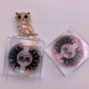 Acrylic Eyelash Box Vendors