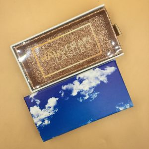 Custom Eyelash Packaging