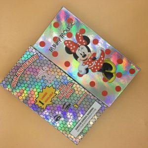 Holographic Eyelash Packaging