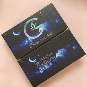 Create Your Own Eyelash Packaging Box With Starry Sky Theme