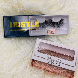 Custom Lash Box Packaging